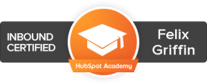 Felix L. Griffin,  HubSpot Certified, Inbound Marketing Consultant