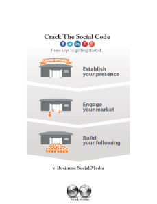 Crack The Social Code - Social Prospecting - Felix L. Griffin - eBook