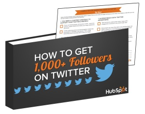 Free Guide: How to Get 1000+ Followers on Twitter