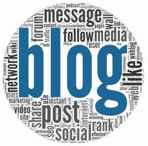 Blogging - Felix L. Griffin