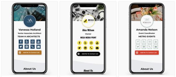 Digicard - Contactless Digital Business Card - Felix L Griffin Online Blog